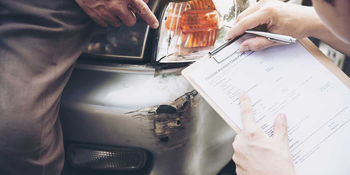 Car Accident Insurance Claims Process